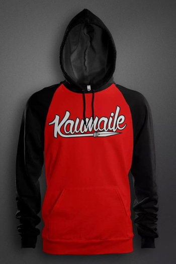 Kaumaile Hoodie from Auckland 2014