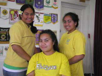 Kelston Girls, Auckland, Oct 2007