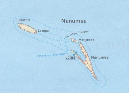 Nanumea from Atlas of the South Pacific